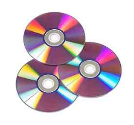 Тиражирование cd/dvd дисков