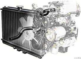 Ремонт радиаторов и интеркулеров автомобиля