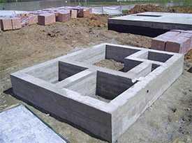Монтаж бетонных и железобетонных конструкций
