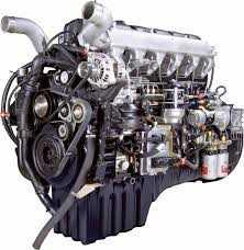 Ремонт двигателя грузовой автотехники