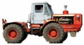 Ремонт КПП трактора Т-150