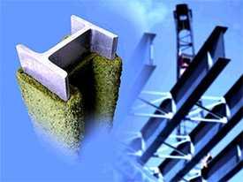 Огнезащита конструкций и сооружений
