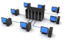 Монтаж сетей передачи данных