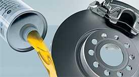 Замена тормозной жидкости легкового автомобиля