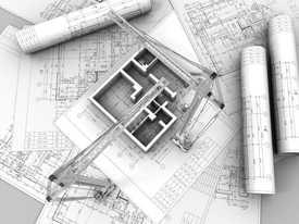 Подготовка документации на строительство или перепланировку объектов