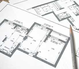 Услуги по проектированию и перепланировке объектов