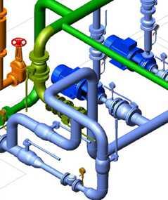 Проектирование внутренних сетей канализации