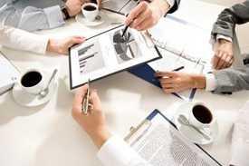 Создание бизнес-плана для нового предприятия