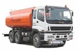 Техническое диагностирование автомобильных транспортных средств, предназначенных для перевозки опасных грузов