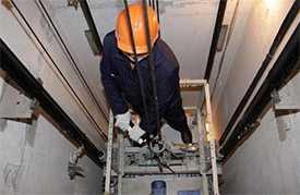 Монтаж и замена лифтов