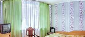 Проживание в одноместном однокомнатном номере Гостиница Сож