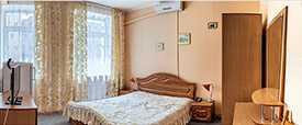 Проживание в двухместном номер Double Гостиница Сож