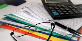 Услуга по заполнению документов строгой отчетность ИМНС
