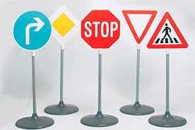 Производство знаков индивидуального проектирования