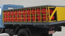 Перевозка опасных грузов 2-го класса