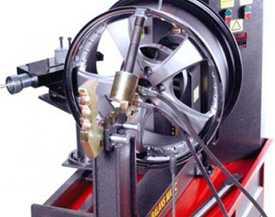 Раскатка железных дисков