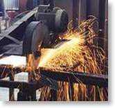 Механическая резка металлоконструкций