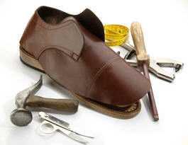 Услуги по ремонту и реставрации обуви