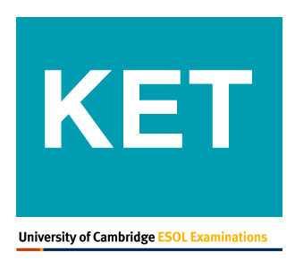 Кембриджские экзамены по английскому языку Key English Test (KET)