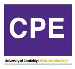 Кембриджские экзамены по английскому языку Certificate of Proficiency in English (CPE)