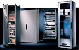 Изготовление под заказ корпусов и шкафов телекоммуникационного электротехнического, оборудования.