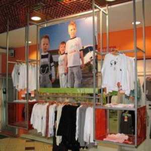Изготовление мебели для детских магазинов