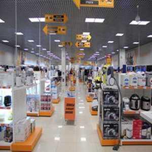 Изготовление мебели для магазинов бытовой техники и электроники