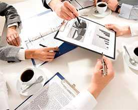 Услуги консалтинга в области АСУТП