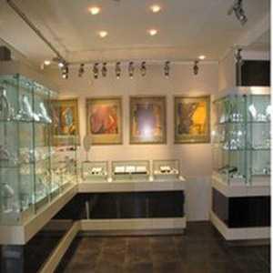 Изготовление мебели для ювелирных магазинов