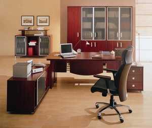 Изготовление мебели для офисов