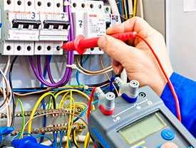 Выполнение замеров параметров электросетей на соответствие их индивидуальным требованиям к потреблению электрической энергии.