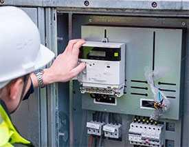 Монтаж систем учета электрической энергии