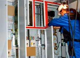 Наладка устройств внутренних сетей электроснабжения и электроосвещения