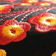 Вышивка на тканях