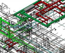 Проектирование сетей газоснабжения