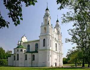Экскурсия Полоцкий Софийский собор