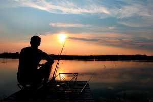 Организация рыбалки на реке Неман
