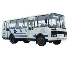 Пассажирские перевозки на комфортабельном автобусе ПАЗ-4230-01