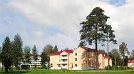 Отдых и оздоровление в санатории Дубровенка