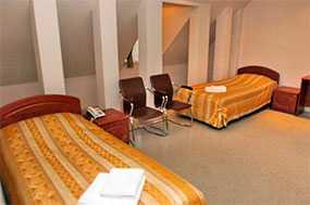 Проживание в двухместных апартаментах Отель Митрополичья Гостиная