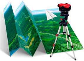 Топографо-геодезические работы