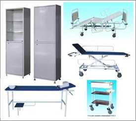 Испытания медицинской мебели и мединструмента, железнодорожной аппаратуры