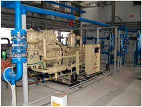 Промывка устройств теплосети кинетической импульсной волной (КИВ)