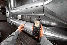 Паспортизация систем вентиляции (оценка качества проектных решений по вентиляции и кондиционированию воздуха)
