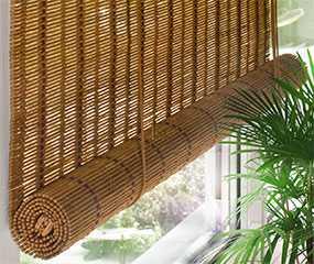 Изготовление на заказ жалюзи бамуковые