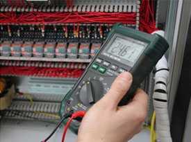 Наладка устройств и систем автоматического управления в строительной и перерабатывающей отраслях