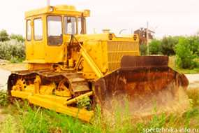 Аренда Бульдозера Т-170 ДЗ-110 на болотном ходу вес 20т ширина отвала 4м
