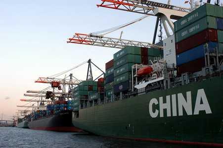 Доставка грузов морским транспортом из Китая