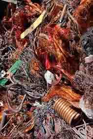 Закупка лома и отходов черных и цветных металлов