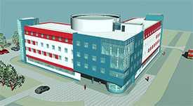Проектирование объектов здравоохранения